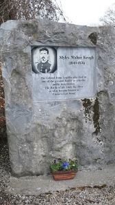 Myles Walter Keogh Memorial, Leighlinbridge, Co. Carlow (Photograph: Robert Doyle)